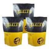 ขาย Hypuccino Instant Coffee Mixไฮปูชิโน่ กาแฟที่หอมนุ่มรสคาปูชิโน่10ซอง 3กล่อง ออนไลน์ ใน ไทย