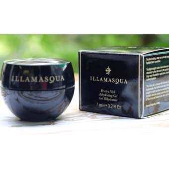 Illamasqua Hydra Veil Rehydrating Gel คงสภาพเมคอัพให้สีสวยคมชัด 7 ml