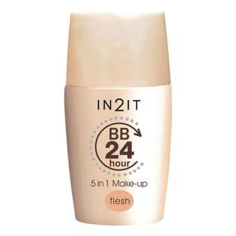 IN2IT  BB 24 Hour 5 in 1 Make-up  BQH02 ( flesh )