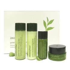 ขาย Innisfree Green Tea Special Kit 4 Items มีกล่อง
