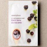 ขาย Innisfree It S Real Squeeze Mask Black Berry 20Ml Set Of 3 Innisfree Natural Republic