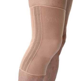 INTER Knee Support With Spiral อุปกรณ์พยุงข้อเข่า แบบมีแกนด้านข้าง (SDK011)-