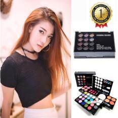 โปรโมชั่น Ivanna Colors พาเลทแต่งหน้า Pro Make Up Palette 02 Sivanna ใหม่ล่าสุด