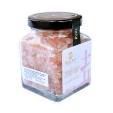 ราคา Jasberry Mekhala Himalayan Pink Salt เกลือหิมาลัย บริสุทธิ์ 220G Jasberry ออนไลน์