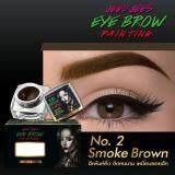 ซื้อ Jeedjees Eyebrow Painting จี๊ดจี๊ด สีเพ้นท์คิ้ว ติดทนนานเหมือนรอยสัก ติดทนไม่ลบเลือน 3 7 วัน คิ้วสวยง่ายๆ ไม่เจ็บตัว 1 กล่อง แถมฟรี แปรงเพ้นท์คิ้ว มูลค่า 90 บาท 1ชิ้น เบอร์2 Smoke Brown สีน้ำตาล ออนไลน์ ถูก