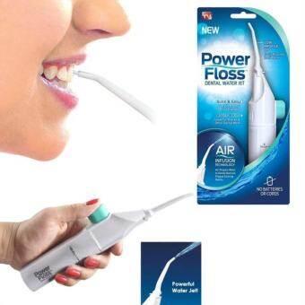 JJ อุปกรณ์ดูแลช่องปาก อุปกรณ์ทำความสะอาดฟัน Power floss