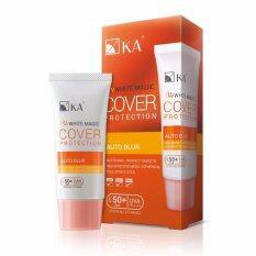 ทบทวน Ka Uv White Magic Cover Protection Spf50 Pa 30 G