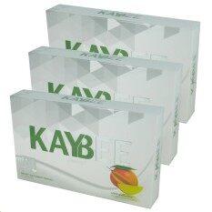 ซื้อ Kaybee Perfectอาหารเสริมลดน้ำหนัก ขนาดบรรจุ30แคปซูล 3กล่อง ออนไลน์ ไทย