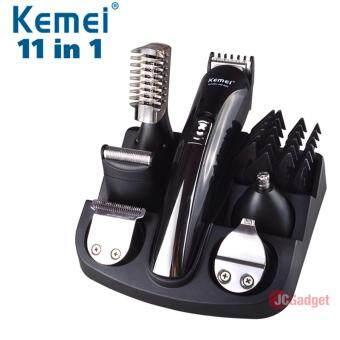 Kemei ชุดปัตตาเลี่ยนสุดคุ้ม ทำงานไร้สาย11 in 1 รุ่น KM-600 ( สีดำ)