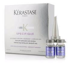 ราคา Kerastase Specifique Intense Long Lasting Anti Dandruff Care 12X6Ml ใหม่ ถูก
