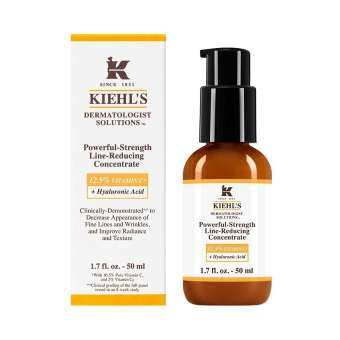 Kiehl's Powerful-Strength Line-Reducing Concentrate 12.5% 50ml. รุ่นใหม่ล่าสุด
