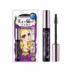 ซื้อ Kiss Me Heroine Make Volume Curl Super Water Proof Mascara ของแท้ 100 มาสคาร่าเพิ่มความหนาให้ขนตา สูตรกันน้ำและกันเหงื่อ จากญี่ปุ่น
