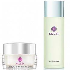 ราคา Kizzei ชุดคุมมัน น้ำตบ ครีมกันแดด 3In1 ไม่ต้องทาแป้ง เบอร์ 02 ผิวสองสี ของแท้ 100 ส่งเร็ว Kizzei เป็นต้นฉบับ