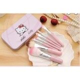 korea fashionแปรงแต่งหน้า Makeup Brush 7ชิ้น (Pink)ชมพู