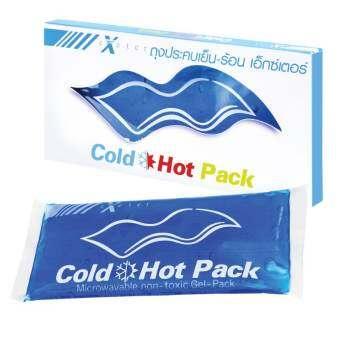 KT แผ่นเจลประคบ ร้อน-เย็น เอ็กซ์เตอร์ โคลด์ ฮอท แพ็ค 1 ชิ้น-