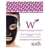 โปรโมชั่น Kuron แผ่นมาส์กหน้า คิวรอน สูตร Activated Carbon Crystal Mask Kuron
