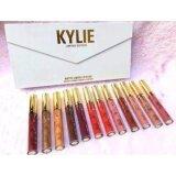 ขาย Kylie Matte Matte Lip Set 12 Color ถูก ใน กรุงเทพมหานคร