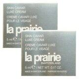 ซื้อ La Prairie Skin Caviar Luxe Cream ครีมบำรุงผิวเพิ่มความชุ่มชื้นให้แก่ผิว 5Ml 2 กล่อง ถูก