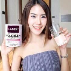 ราคา Labee Collagen Fish Collagen 100 คอลลาเจนแท้เกรดพรีเมี่ยมจากญี่ปุ่น 180000 Mg 1กระปุก เป็นต้นฉบับ