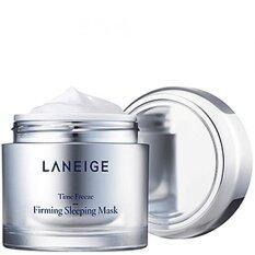 Laneige Time Freeze Firming Sleeping Mask 60Ml สัมผัสประสบการณ์การยกกระชับผิวถึงขีดสุด ช่วยยกกระชับผิวให้เต่งตึง แลดูอ่อนเยาว์ ถูก