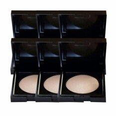 ซื้อ Laura Mercier Matte Radiance Baked Powder ไฮไลท์เนื้อฝุ่นประกายมุก 1 8G Highlight 01 6 ตลับ ใหม่ล่าสุด