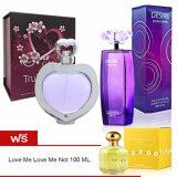 ขาย Laurelle London Truly Lovely 100Ml Desire 100Ml แถมฟรี Love Me Love Me Not 100Ml ผู้ค้าส่ง