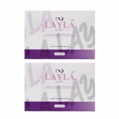 ขาย Layla เลล่า แก่นขี้เหล็กไทย อาหารเสริมควบคุมน้ำหนักสำหรับคนดื้อยา 2 กล่อง ถูก กรุงเทพมหานคร