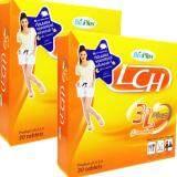 ทบทวน Lch 3L Plus แอลซีเอช 3แอล พลัส 30 Capsules X 2 กล่อง