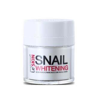 Le Skin Snail Whitening Facial Cream 15ml
