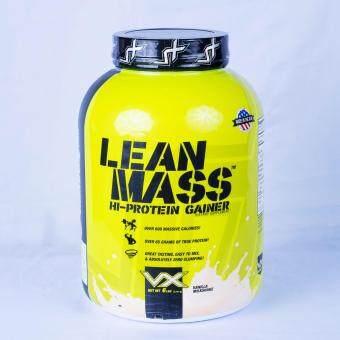 LEAN MASS 6lb Vanilla
