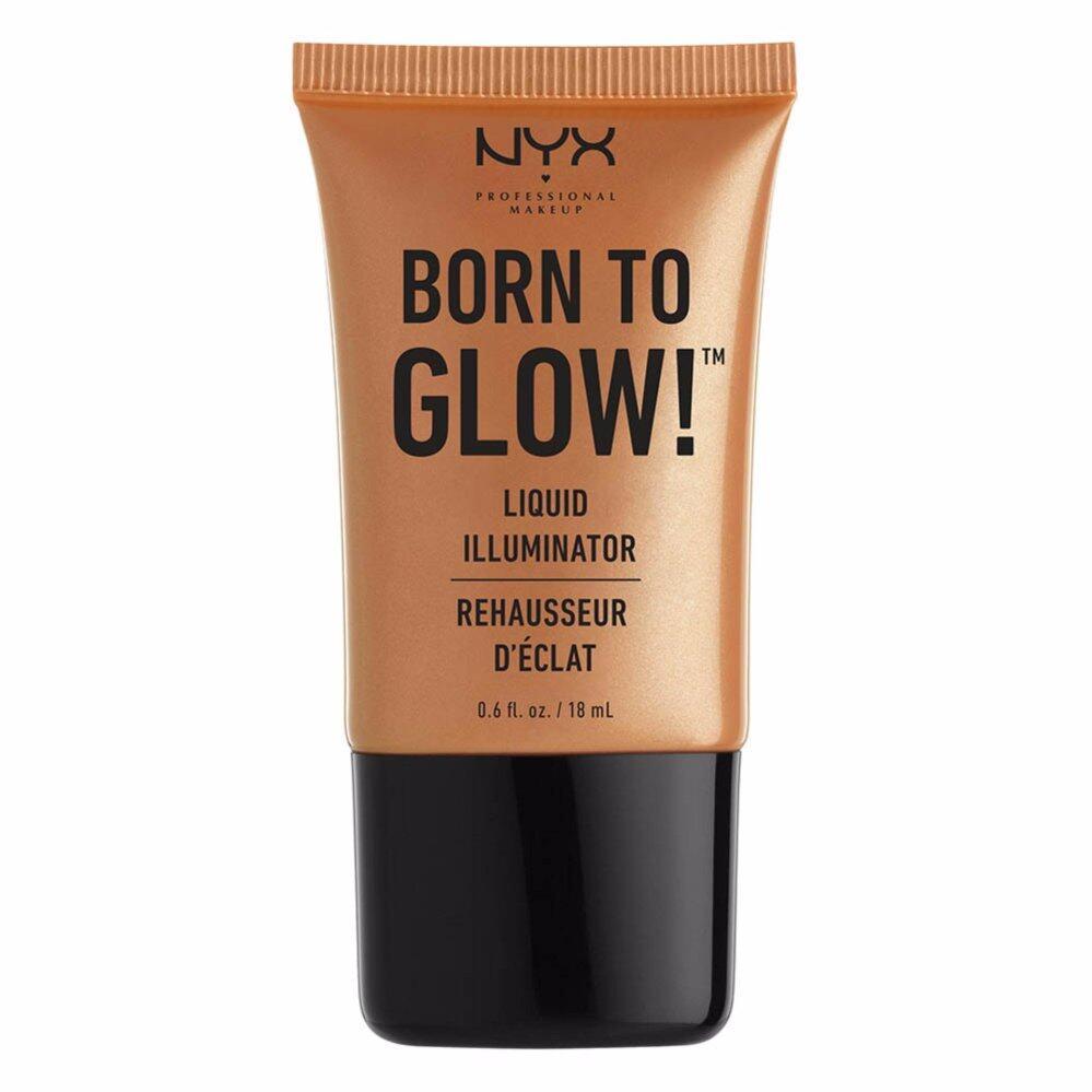 ไฮไลท์เนื้อเจล นิกซ์ โปรเฟสชั่นแนล เมคอัพ บอร์น ทู โกลว ลิควิด อิลลูมิเนเตอร์ NYX Professional Makeup Born To Glow Liquid Illuminator - LI03 (ไพรเมอร์)