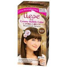 ขาย Liese โฟมเปลี่ยนสีผม Chestnut Brown Liese เป็นต้นฉบับ