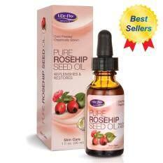 ขาย Life Flo Health Pure Rosehip Seed Oil โรสฮิปออย ออร์แกนิคสกัดเข้มข้น 30 Ml ผู้ค้าส่ง
