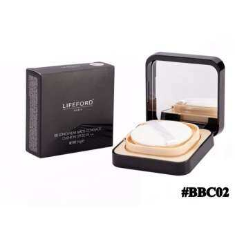 LIFEFORD BB LONGWEAR MATTE COVERAGE CUSHION SPF 30 PA++ #BBC02