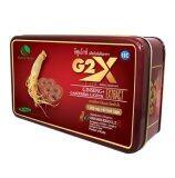 ขาย ซื้อ Linhzhimin G2X จีทูเอ็กซ์ โสมเกาหลีและเห็ดหลินจือแดง 1 กล่อง X 60แคปซูล กรุงเทพมหานคร