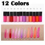 ขาย Liquid Lip Gloss Set 12 สี ลิปกลอส สีลูกกวาด 12 สี Unbranded Generic เป็นต้นฉบับ