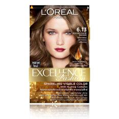 ขาย L Oreal Paris เอ็กซ์เซลเล้นซ์ ครีมเปลี่ยนสีผม 6 13 สีน้ำตาลอ่อนประกายหม่นเหลือบทอง สมุทรปราการ ถูก