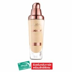 ราคา L Oreal Paris Lucent Magique Foundation R2 Rose Porcelain เป็นต้นฉบับ