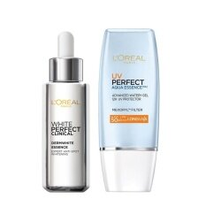 โปรโมชั่น L Oreal Paris White Perfect Clinical Derm White Essence Dex Uvp Aqua Essence 30Ml L Oreal Paris ใหม่ล่าสุด