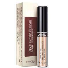 ขาย คอนซิลเลอร์ Love Soul Silky Skin Concealer ปกปิดรอยดำ เบอร์02 Ivory White สำหรับผิวขาวเหลือง Bioaqua เป็นต้นฉบับ