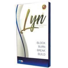 ความคิดเห็น Lyn ลีน อาหารเสริมลดน้ำหนัก 1 กล่อง 10แคปซูล