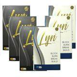 Lyn By Pim ลีน บาย พิม แพ้คคู่ Lyn ลดน้ำหนัก ดีท้อกซ์ Detox บรรจุกล่องละ 10 แคปซูล อย่างละ 3 กล่อง เป็นต้นฉบับ