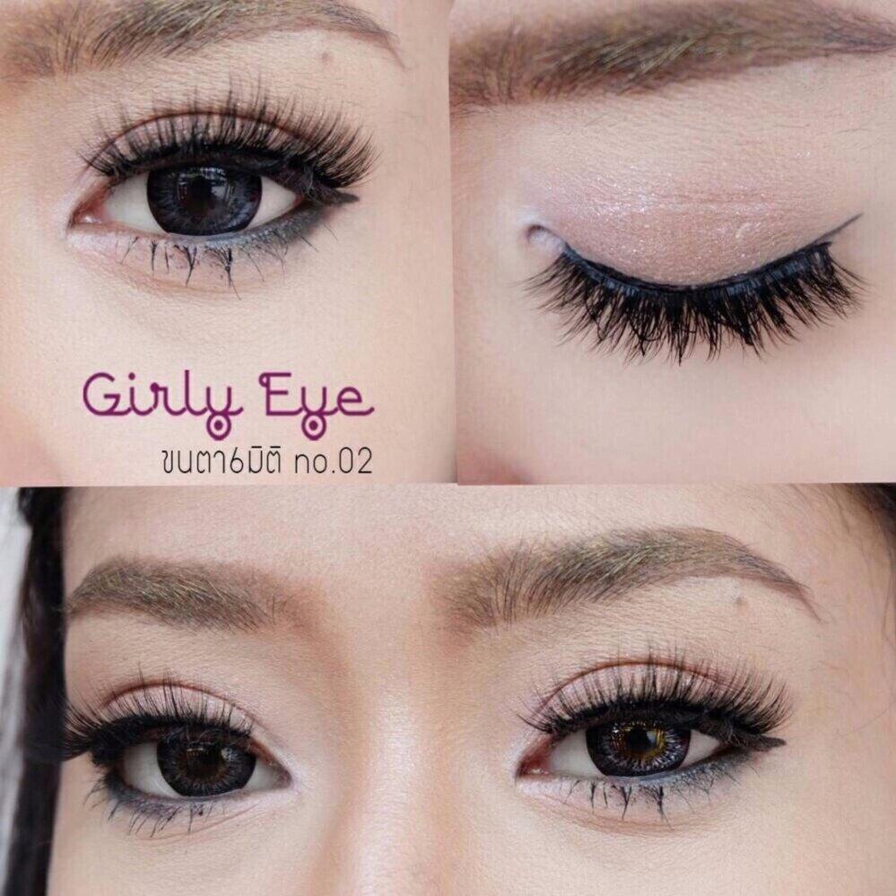 #M# ขนาด 36 คู่ Mini Girly Eye Linen Eyetape (ใยลินินติดตา 2 ชั้น)