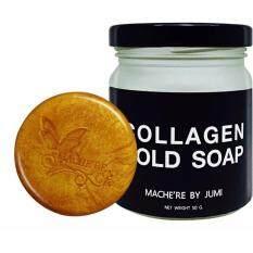 ซื้อ Mache Re By Jumi Collagen Gold Soap สบู่คอลลาเจนทองคำ By มาเชอรี่ ใน กรุงเทพมหานคร