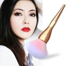 ซื้อ Makeup Cosmetic Brushes Kabuki Face Blush Brush Powder Foundation Tool Intl ถูก ใน จีน