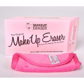 MakeUp Eraser \ของแท้\ผ้าเช็ดเครื่องสำอาง ใช้ซ้ำได้ถึง 1000 ครั้ง