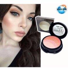 ทบทวน Makeup Studio Baked Blush 06 บรัชออน เนื้อเนียน สีส้มอมพีช มีVideoสินค้าจริง Sivanna