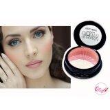 ขาย Makeup Studio Baked Blush 08 บรัชออน เนื้อเนียน สีส้มอมพีช มีvideoสินค้าจริง ใหม่