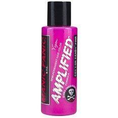 ราคา Manic Panic Amplified Semi Permanent Hair Color Cream 118 Ml 1 Bottom Cotton Candy Pink เป็นต้นฉบับ