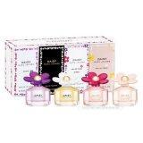 Marc Jacobs Daisy Miniature Collection Gift Box Set 4Pcs X 4 Ml ใหม่ล่าสุด